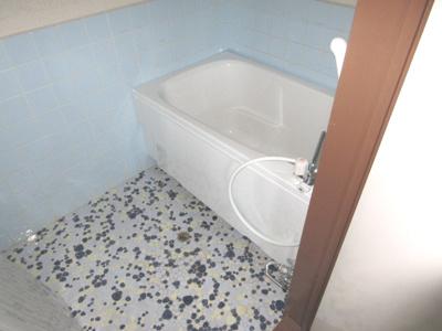 【浴室】サトーハイツ