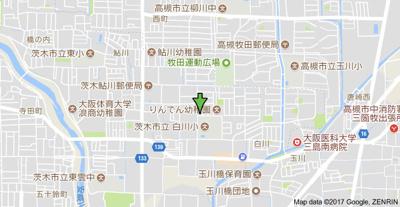 【地図】セジュール白川
