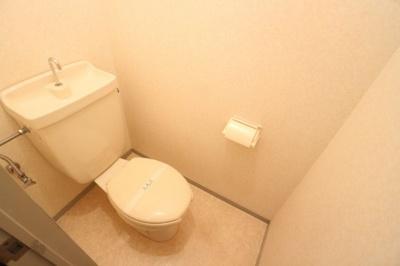 【トイレ】セジュール白川