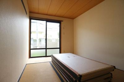 【寝室】セジュール白川