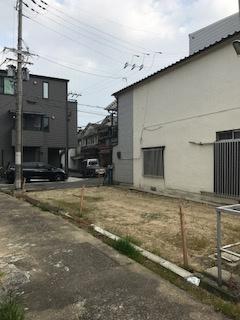 【外観】守口市佐太中町 売土地