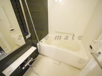 【浴室】パークアクシス横浜山下町 仲介手数料無料キャンペーン