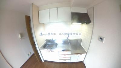【キッチン】イーストヒル長田