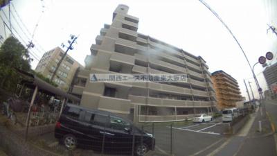 【外観】イーストヒル長田