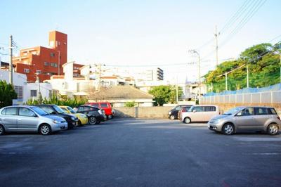 【駐車場】阿波根駐車場