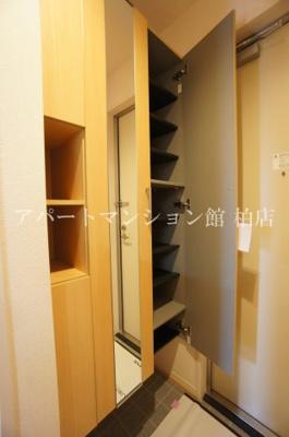 【玄関】ノールメゾンおおたかJ