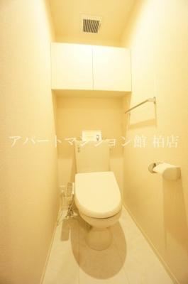 【トイレ】ノールメゾンおおたかJ