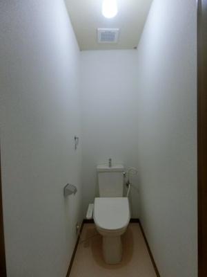 【トイレ】ラ・メゾン・スカイ・イースト