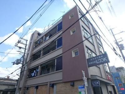 【外観】ニュー高井田マンション