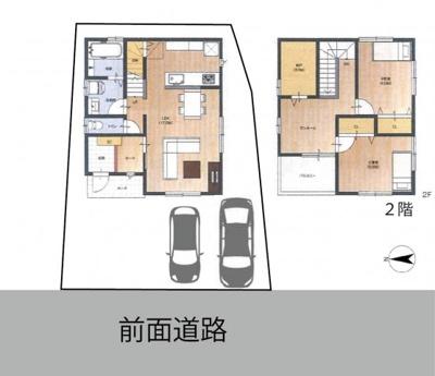 居宅プラン1、他にも様々な建物をご提案いたします。