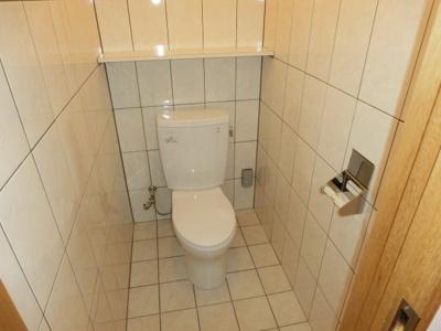 【トイレ】ハピネスK
