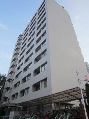 【外観】桜台ハイライズマンション