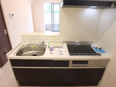 【キッチン】ペット共生型賃貸マンション・Fluffy
