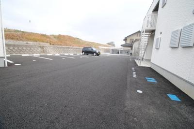 【駐車場】シャンドゥ・フルール
