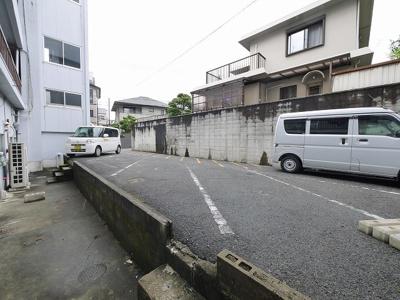 【駐車場】マンション ヒライ