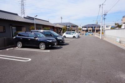 【駐車場】ファミールTetto