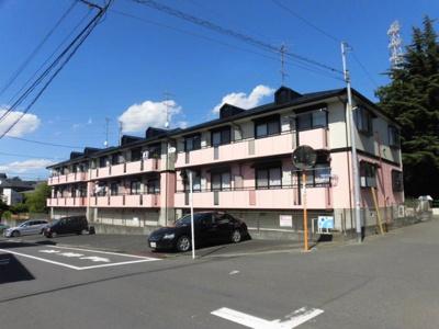 田園都市線「藤が丘」駅より徒歩圏内!2階建てのアパートです♪コンビニや公園も近くて快適な住環境☆