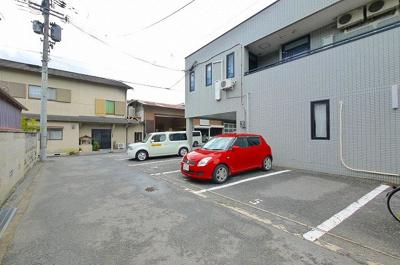 【駐車場】日吉丸産業ビル
