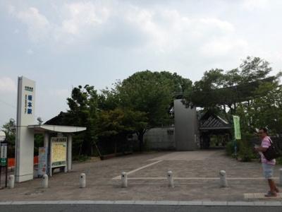 京阪坂本駅