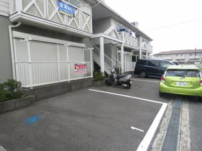 【駐車場】フレグランス佐藤Ⅰ