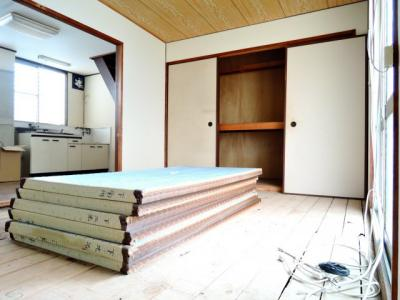 【内装】中谷借家2戸一B号