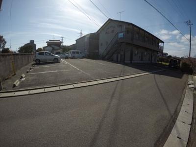 【駐車場】アルカディアコーポ