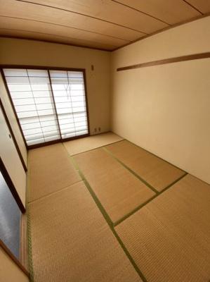 【和室】ホワイトコーポヤマグチ