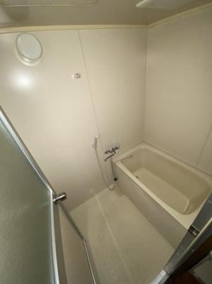 【浴室】ホワイトコーポヤマグチ