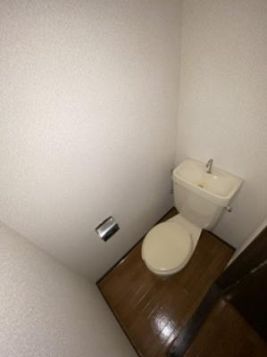【トイレ】ホワイトコーポヤマグチ