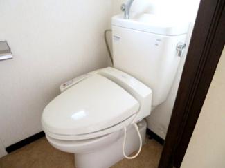 【トイレ】フォレストバード