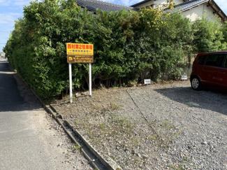 【外観】西村第二駐車場