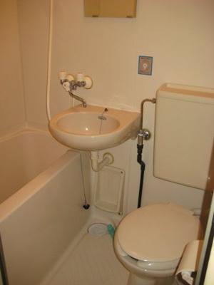 【浴室】コスモ横浜吉野町