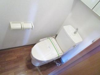 【トイレ】アンジェリック