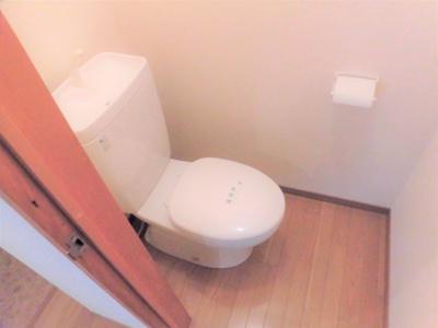 【トイレ】パークメゾン曽根