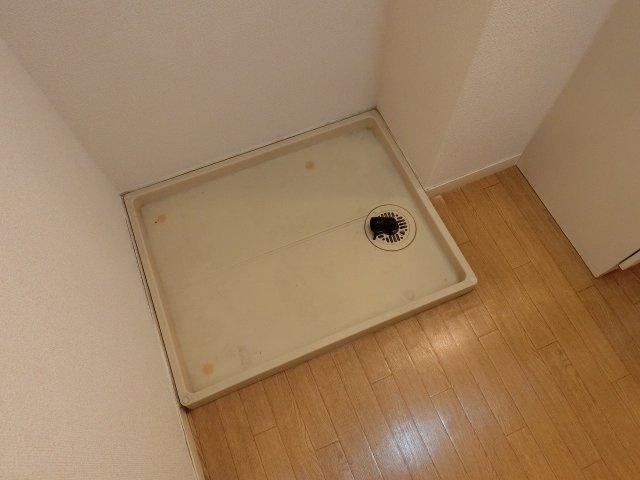 ドリーム5(安堂駅・柏原駅) 室内洗濯機置き場