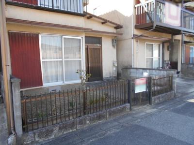 【外観】篠町広田二丁目 建築条件無 売土地