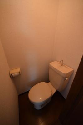 【トイレ】カーサデ六甲