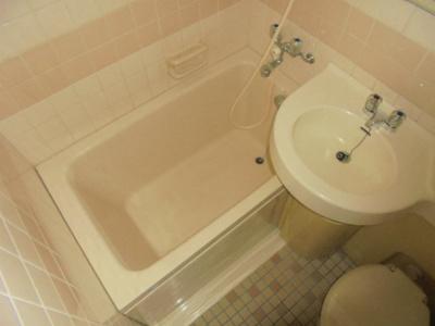 【浴室】朝日プラザグランタワー