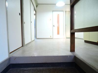 【玄関】青山マンション