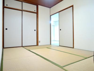 【寝室】青山マンション