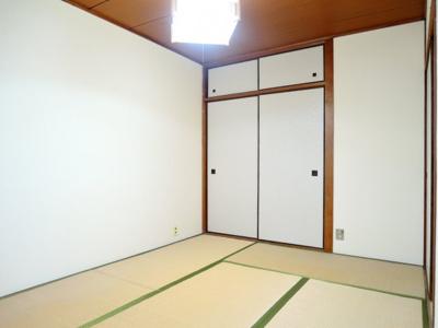 【和室】青山マンション