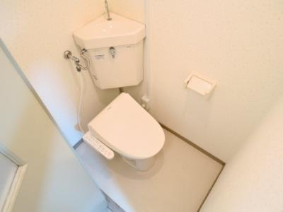 【トイレ】青山マンション