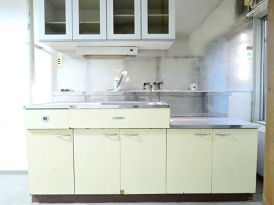 【キッチン】青山マンション