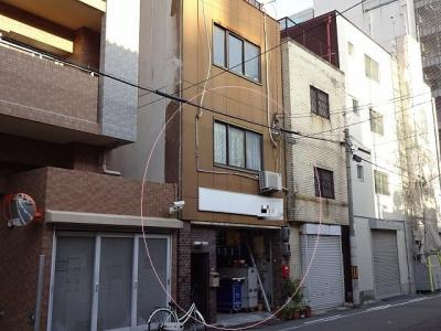 大阪市中央区松屋町 外観