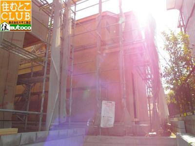 【外観】西神中央 狩場台4丁目(1期) 全2区画 長期優良新築戸建