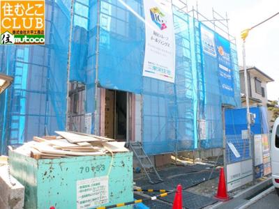 【外観】西神中央 狩場台4丁目(2期) 全2区画 長期優良新築戸建