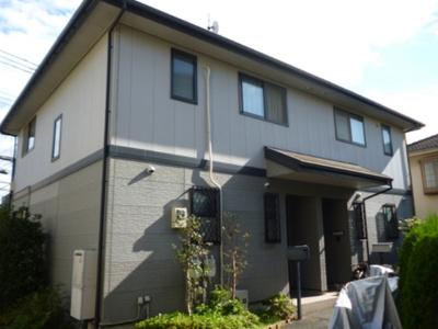 楽器OK♪人気のテラスハウス♪緑豊かな住宅地にあり、ファミリーさんにオススメです◎ブルーライン「中川」駅より徒歩圏内!