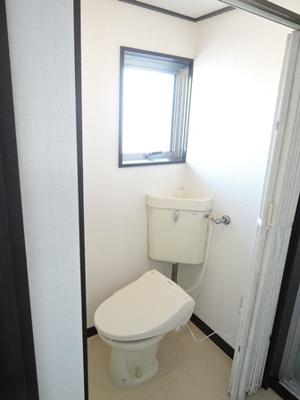 【トイレ】コーポ清水