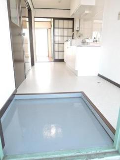 【玄関】コーポ清水