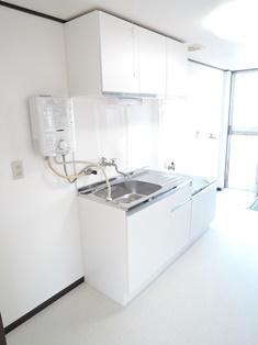 【キッチン】コーポ清水